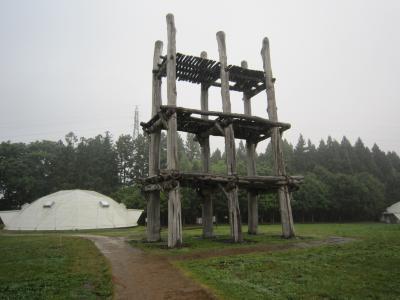 青函トンネル記念館~三内丸山遺跡
