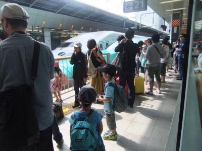 息子2人と父が大阪から札幌へゆく-[2日目; 津軽海峡へ]