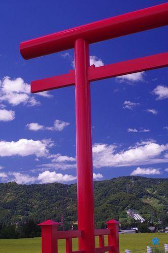 長野県 鹿教湯温泉 から 大地の芸術祭の里と野沢温泉へ その2
