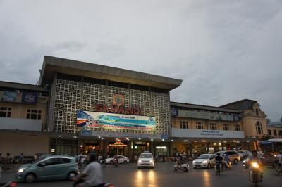 タイ~ラオス~ベトナム 列車と飛行機で3カ国駆け足の旅 Part 4