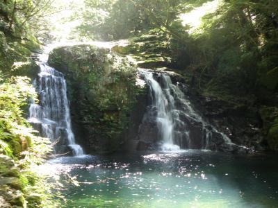 2012.9.15 赤目四十八滝で爽やかウォーキング♪