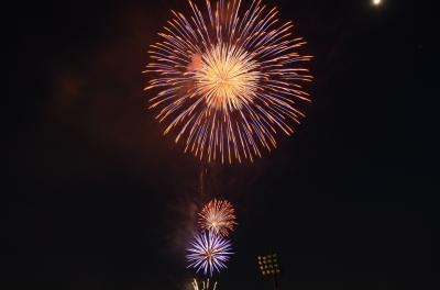 横浜金沢まつり花火大会2012