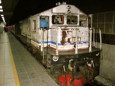 2012 ウィークエンド馬来西亜 ~マレー鉄道で弾丸シンガポール往復~