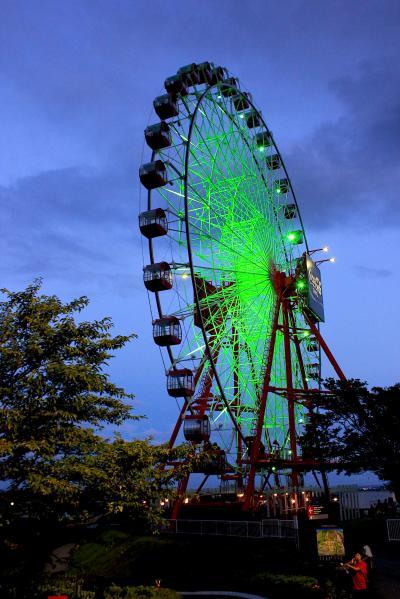 2012.9.16 鈴鹿バルーンフェスティバル...強風のためバルーンは見れず+おまけの小岐須渓谷♪