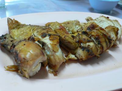 タイ東北料理ラープ・ランスワン。リーズナブルに東北の味を堪能。