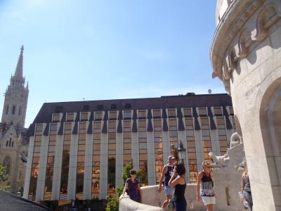 ヒルトン・ブダペスト・キャッスルヒルに滞在