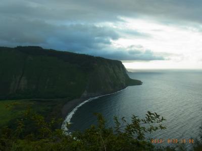 ハワイ島の旅(The Fairmont Orchid滞在~Waipio Lookout篇)4日目