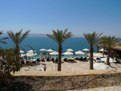 エティハドで行く夏のヨルダン6日間①~アブダビ経由マダバから死海へ~