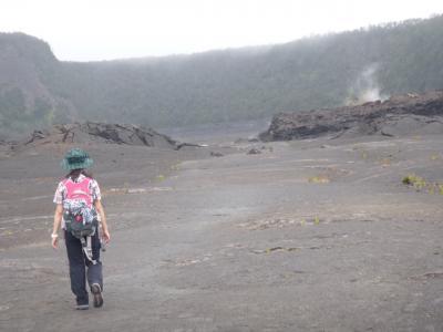 ハワイ島&マウイ島 2日目 ~ハワイ火山国立公園~