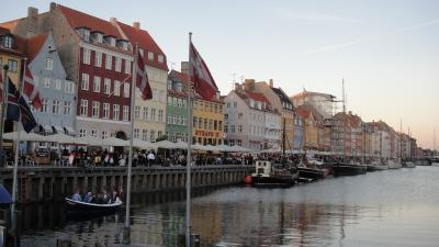 バルトの真珠と雄大なフィヨルドを船でつなぐ旅(6カ国目:デンマーク/コペンハーゲン、ヘルシンオア)