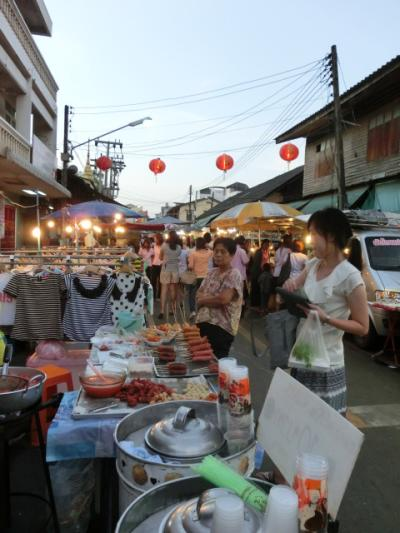 上海よりシンガポールまでの旅日記2012(33)チュンポン→スラー・ターニー
