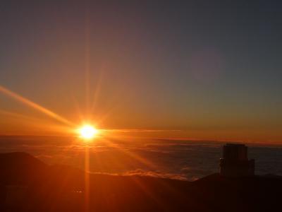 ハワイ島&マウイ島 3日目~マウナケア~