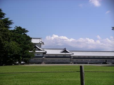 立山黒部アルペンルート~黒部渓谷トロッコ列車~金沢 Ⅵ
