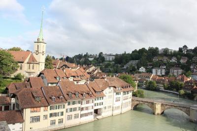 世界遺産に登録された中世の町ベルン