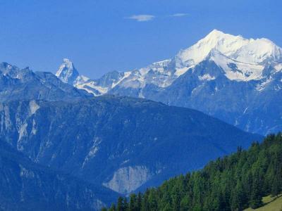 スイスハイキング2012(ベットマーアルプ~ベットマーホルン)