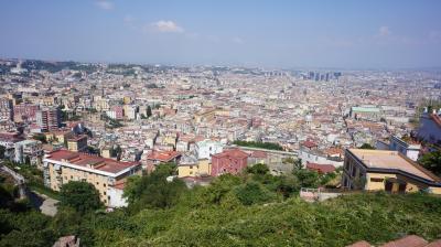 ヨーロッパ周遊1ヶ月-毎日迷子の旅  10.ナポリ