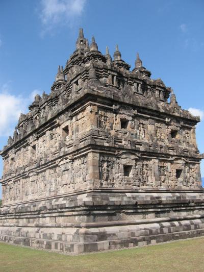 2012夏17 インドネシア(プランバナン遺跡群 2)