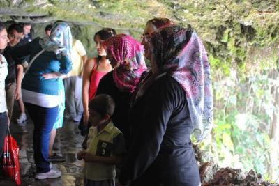 トルコで夏休み⑤ デュデンの滝、帰国 2012年8月