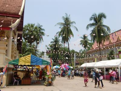 雲南・ラオス・タイ・バスの旅 その4-ルアンナムターからビエンチェンへ