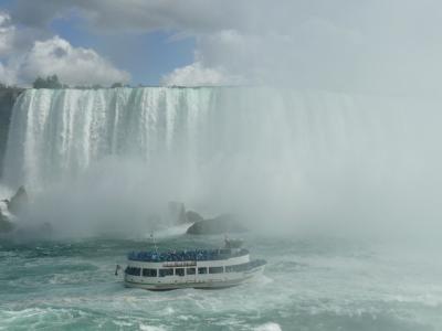 カナダ旅行を楽しむ♪その3♪ナイアガラ(カナダ側)
