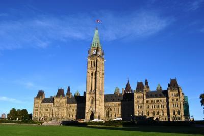カナダ旅行を楽しむ♪その5♪オタワ(駆け足)