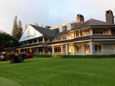海と山が同時に楽しめる「ラナイ島」は素晴らしかった!①(The Lodge at Koele到着&The Challenge at Manele編)