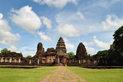 THAILAND ~のんびり旅~ @ピマーイ