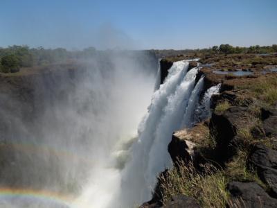 2週間のアフリカ南部周遊旅行*ザンビア