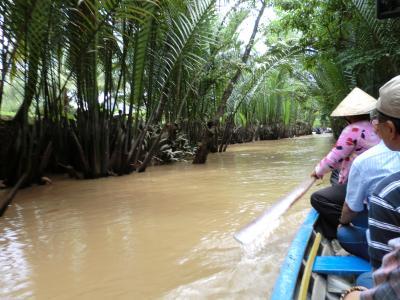 ベトナム・タイの5日間ツアー (2) メコン川クルーズ
