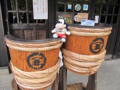 グーちゃん、小豆島へ行く!(こりゃ、デビルロードだよ・・・。編)