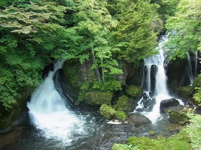 奥日光湯元温泉 おおるり山荘&日光滝めぐり