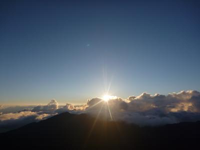 ハワイ島&マウイ島 6日目 ~ハレアカラサンライズ&ルアウショー~