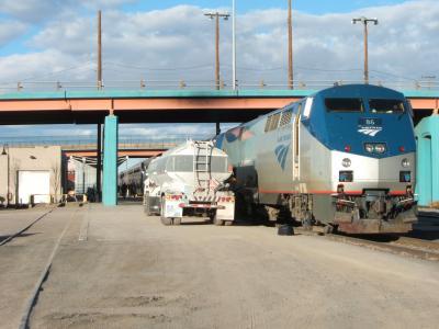 Amtrak鉄道の旅① その1 Capital Limited号