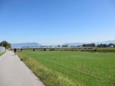 スイスからオーストリアへ緑の国境越え ~ボーデン湖周辺~