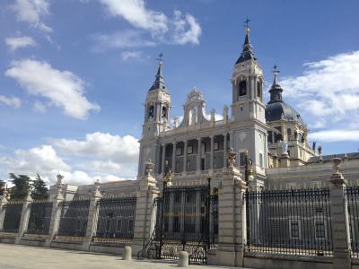 3ヵ月放浪旅♥Madrid in Spain