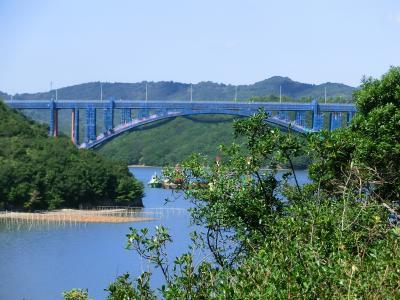 2012  「紫光」が「大江戸温泉物語伊勢志摩」に‥‥行ってみましょう。ついでに木々の散髪も (*^^*)