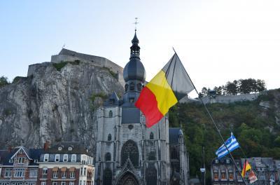 パリ&ベルギー 6泊9日 ぐるりゆるりと気まま旅 パリ→モンサンミシェル→ディナン→ブリュッセル→パリ ③