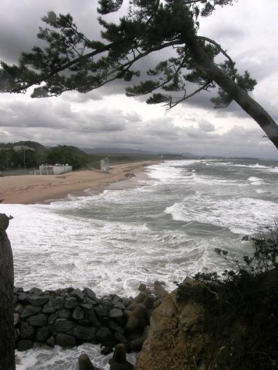 ローカル線で行く潮騒のリゾート鵜の岬へ・・・二日目