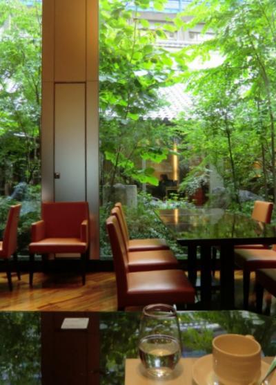 """「庭のホテル」内フレンチ・レストラン「流」でいただく""""フランス レストランウィーク 2012""""とお茶の水界隈ぶら散歩♪"""