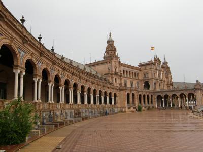 ツアーでヨーロッパ旅行(お一人様)~スペイン4(セビリア)
