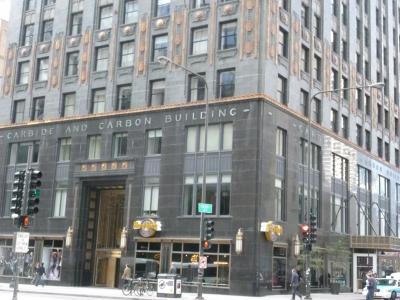 ハードロックホテル シカゴ(Rock Store)