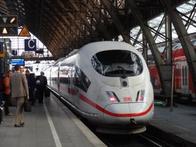 ドイツ旅行 鉄道の利用法