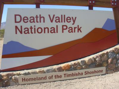 Los Angeles Death Valley
