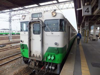 2012 仙台遠征と東日本大震災の爪痕を見る【その3】電車で行く石巻
