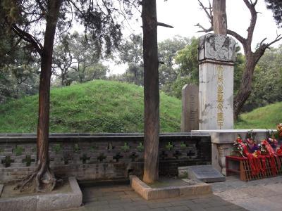 山東省の旅5 曲阜 孔廟 孔林