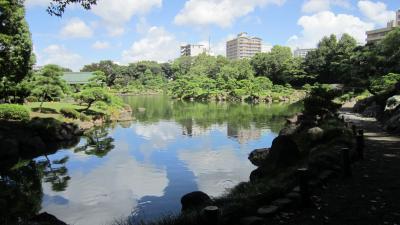 東京旅行:清澄庭園②