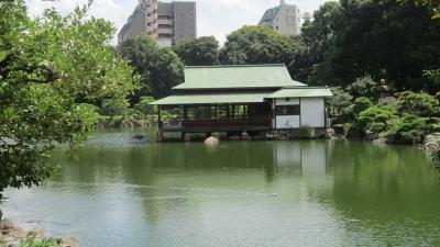 東京旅行:清澄庭園③