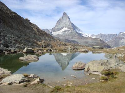 2012年 初秋スイスの旅⑧ ゴルナーグラード