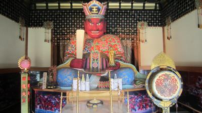 東京旅行:心行寺&法乗院(深川えんま堂)