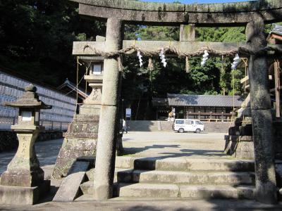 生駒神社火祭りと周辺散策